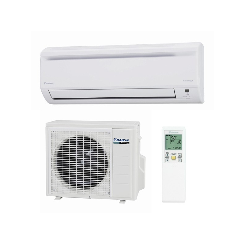 daikin 18 000 btu 18 seer cooling only ductless mini split air conditioner ftxn18kvju. Black Bedroom Furniture Sets. Home Design Ideas