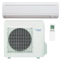 Daikin 24,000 btu 20 SEER Heat Pump & Air Conditioner Ductless Mini Split FTXS24LVJU / RXS24LVJU