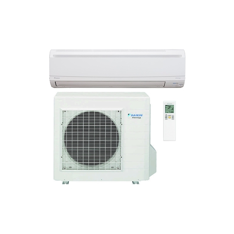 daikin 24 000 btu 20 seer heat pump air conditioner ductless mini split ftxs24lvju rxs24lvju. Black Bedroom Furniture Sets. Home Design Ideas