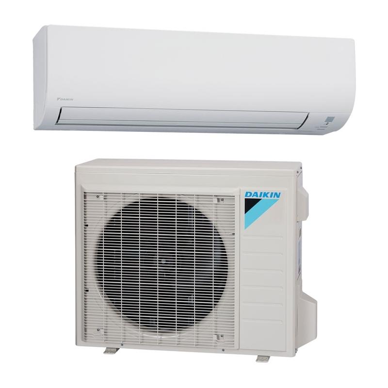 Wall Mount Airconditioner : Daikin btu seer heat pump air conditioner