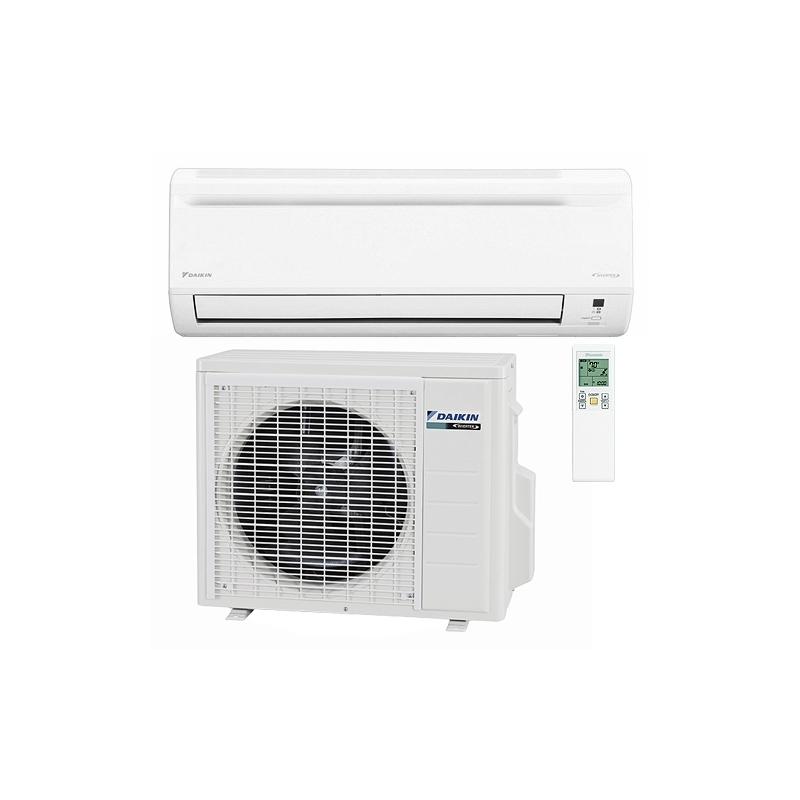 daikin 12 000 btu 18 seer heat pump air conditioner ductless mini split ftxn12kevju. Black Bedroom Furniture Sets. Home Design Ideas