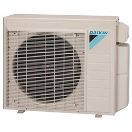 Daikin 18,000 btu 18.9 SEER Dual Zone Heat Pump & Air Conditioner Ductless Split MXS Series 2MXS18NMVJU Condenser Unit Only