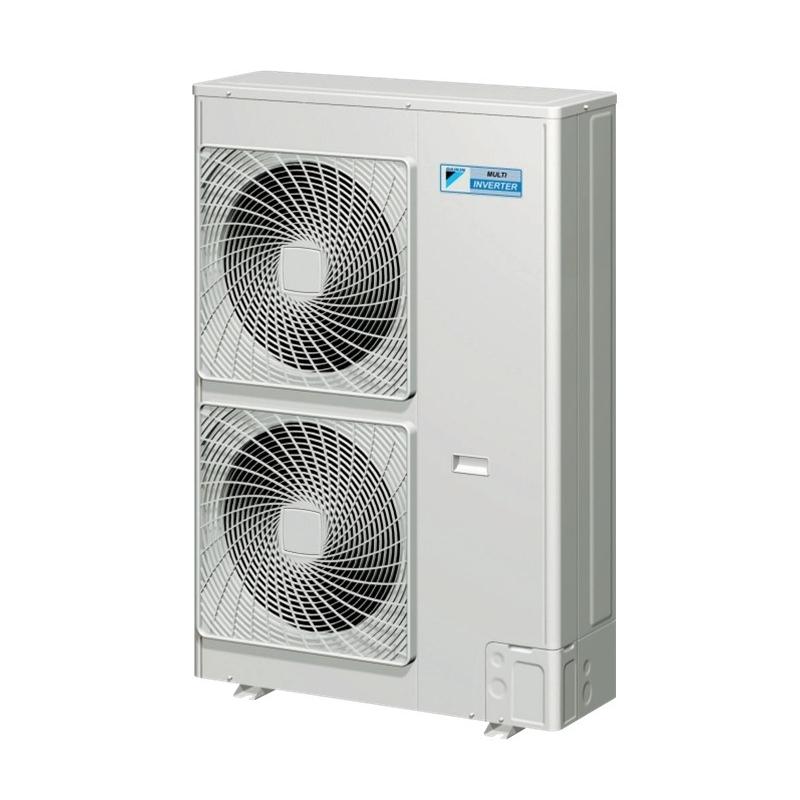 Daikin 48 000 Btu 18 8 Seer Dual Zone Heat Pump Amp Air