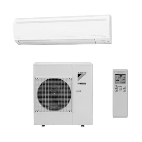 Daikin 30,000 btu 19.3 SEER Heat Pump & Air Conditioner Ductless Mini Split FTXS30LVJU / RXS30LVJU