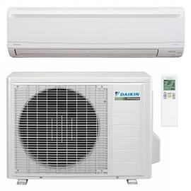 Daikin 12,000 btu 23 SEER Heat Pump & Air Conditioner Ductless Mini Split FTXS12LVJU / RXS12LVJU