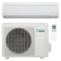 Daikin 18,000 btu 20.3 SEER Heat Pump & Air Conditioner Ductless Mini Split FTXS18LVJU / RXS18LVJU