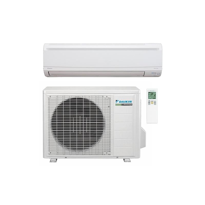 Daikin 18 000 Btu 20 3 Seer Heat Pump Amp Air Conditioner