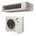 Daikin 24,000 btu 16.5 SEER Heat Pump & Air Conditioner Ductless Mini Split FBQ24PVJU / RZQ24PVJU9