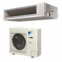 Daikin 30,000 btu 16.0 SEER Heat Pump & Air Conditioner Ductless Mini Split FBQ30PVJU / RZQ30PVJU