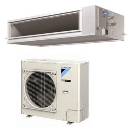Daikin 30 000 Btu 16 0 Seer Heat Pump Amp Air Conditioner