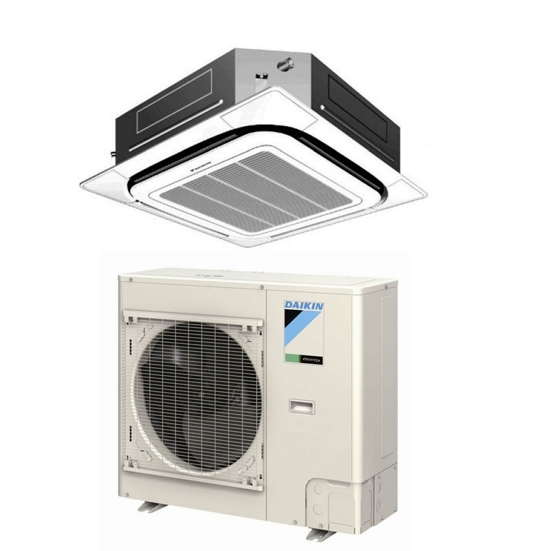 Small Heating And Cooling Units : Daikin btu seer cooling only ductless mini