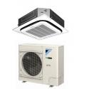 Daikin 30,000 btu 15.8 SEER Cooling Only Ductless Mini Split Air Conditioner FCQ30PAVJU / RZR30PVJU