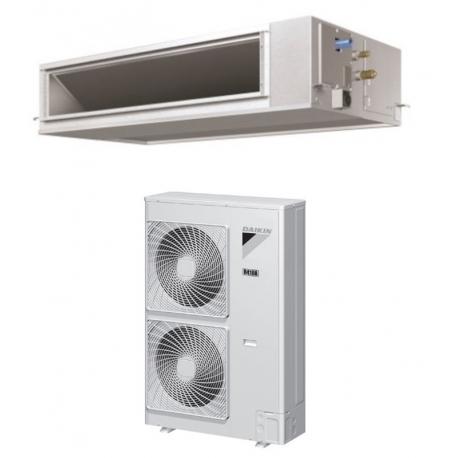 Daikin 42,000 btu 16.0 SEER Heat Pump & Air Conditioner Ductless Mini Split FBQ42PVJU / RZQ42PVJU9