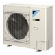 Daikin 30,000 btu 17.2 SEER Heat Pump & Air Conditioner Ductless Mini Split FHQ30PVJU / RZQ30PVJU