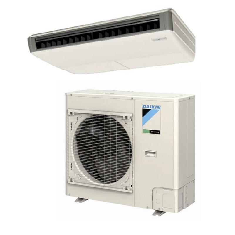 Mini Air Conditioner Units : Daikin btu seer heat pump air conditioner