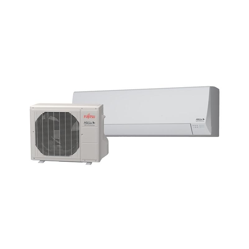Fujitsu 12rl2 12 000 Btu 16 0 Seer Heat Pump Amp Air