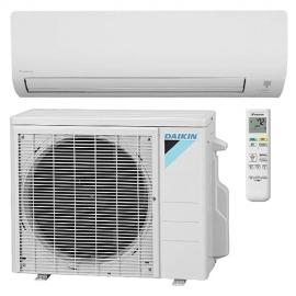 Daikin 18,000 btu 19 SEER Cooling Only Ductless Mini Split Air Conditioner FTK18NMVJU / RK18NMVJU
