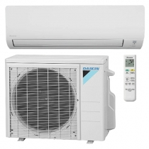 Daikin 18,000 btu 19 SEER Cooling Only Ductless Mini Split Air Conditioner FTK18NMVJU / RK18NMVJU