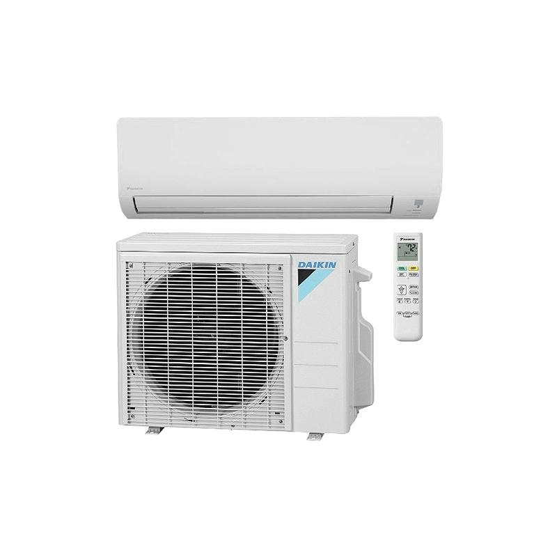 daikin 18 000 btu 19 seer cooling only ductless mini split air conditioner ftk18nmvju. Black Bedroom Furniture Sets. Home Design Ideas
