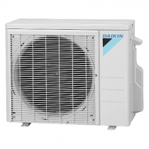 Daikin 12,000 btu 15 SEER Heat Pump & Air Conditioner Ductless Mini Split Condensing Unit Only RXN12NMVJU