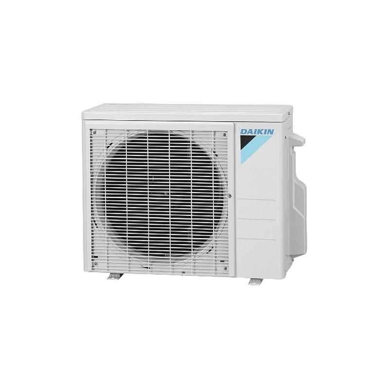 Air Conditioner Condenser Units : Daikin btu seer heat pump air conditioner