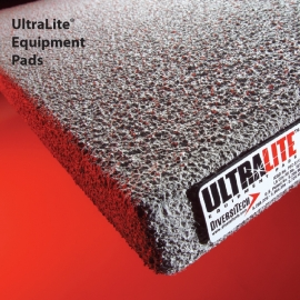 36 in. x 16 in. Diversitech UltraLite® Lightweight Concrete Equipment Pad UC1636-2 (2 in. thick)