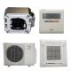 Fujitsu 9RLFCC 9,000 BTU 24.0 SEER Heat Pump & Air Conditioner Ductless Ceiling Recessed Cassette Mini Split AUU9RLF / AOU9RLFC