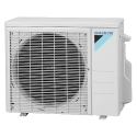 Daikin 9,000 btu 20 SEER Heat Pump & Air Conditioner Ductless Mini Split FTX09NMVJU / RXL09QMVJU condenser