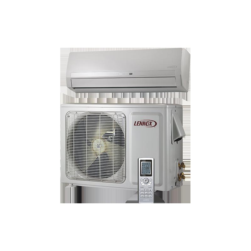 lennox ductless heat pump. lennox ms8-hi-09p1a / ms8-ho-09p1a ductless mini-split heat pump single zone, 0.75 ton, r-410a ms8-ho-09p1a. w
