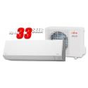 Fujitsu 9RLS3YH 9,000 BTU 33.0 SEER Heat Pump & Air Conditioner Ductless Mini Split ASU9RLS3Y / AOU9RLS3H