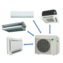 Daikin MXS Multi-Zone Systems