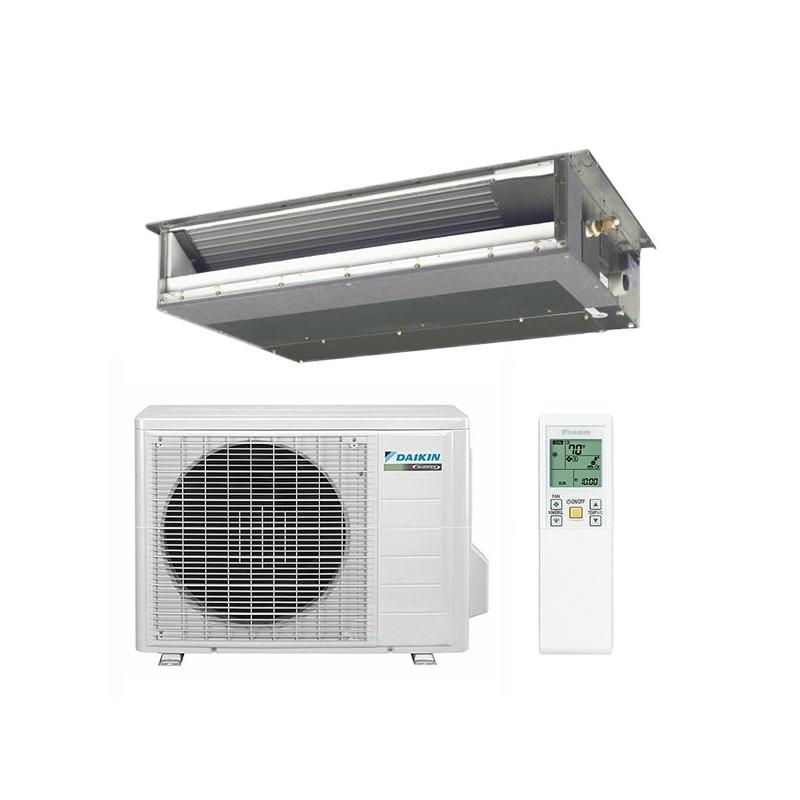 Daikin 9 000 Btu 15 1 Seer Heat Pump Amp Air Conditioner