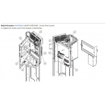 FUJITSU K9709894132 CAPACITOR PCB 30RLXEH K05FB-1503HUE-P0
