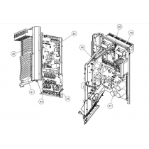 FUJITSU K9900624019 CHOKE COIL HVAB SSD-UB4725A 30A0.32MH