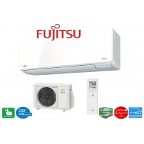 Fujitsu 12LMAS1 12,000 BTU 23.0 SEER Heat Pump & Air Conditioner Ductless Mini Split ASUG12LMAS / AOUG12LMAS1