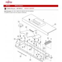 FUJITSU K0600239534 FUSE 3.15A 250V AB/AUU 3.15A 250V H1 MT3 20mm PIGTAIL FUSE AWU24CXQ/RXQ