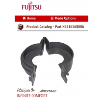 FUJITSU K9316568006 COVER MOTOR RLS PP