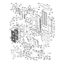 DAIKIN 1801408 Valve Body, Motorized, Air Conditioner