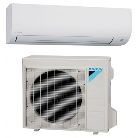 Daikin 12,000 btu 15 SEER Heat Pump & Air Conditioner Ductless Mini Split FTXN12NMVJU / RXN12NMVJU