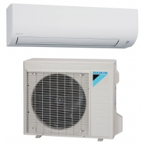 Daikin FTXN24NMVJU/RXN24NMVJU Heat Pump & Air Conditioner Ductless Mini Split