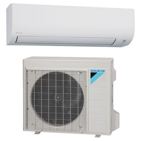 Daikin 12,000 btu 15 SEER Cooling Only Ductless Mini Split Air Conditioner FTKN12NMVJU / RKN12NMVJU