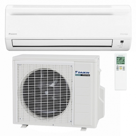 Daikin 12,000 btu 18 SEER Heat Pump & Air Conditioner Ductless Mini Split FTXN12KEVJU / RXN12KEVJU