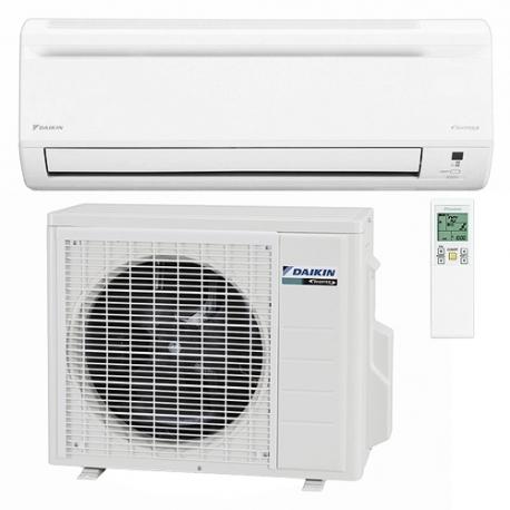 Daikin 24,000 btu 18 SEER Heat Pump & Air Conditioner Ductless Mini Split FTXN24KVJU / RXN24KEVJU