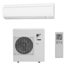 Daikin 30,000 btu 19.3 SEER Cooling Only Ductless Mini Split Air Conditioner FTXS30LVJU / RKS30LVJU