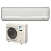 Daikin 18,000 btu 18.6 SEER Heat Pump & Air Conditioner Ductless Mini Split FAQ18PVJU / RZQ18PVJU9