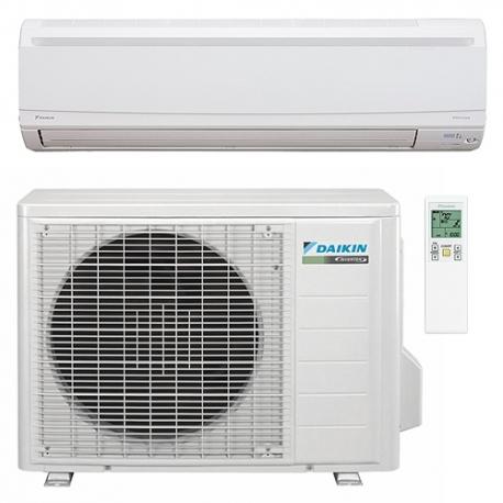 Daikin 9,000 btu 24.5 SEER Heat Pump & Air Conditioner Ductless Mini Split FTXS09LVJU / RXS09LVJU