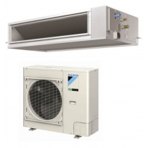 Daikin 24,000 btu 16.5 SEER Heat Pump & Air Conditioner Ductless Mini Split FBQ24PVJU / RZQ24PVJU9
