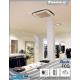 Daikin 36,000 btu 17.5 SEER Heat Pump & Air Conditioner Ductless Mini Split FCQ36PAVJU / RZQ36PVJU9