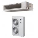 Daikin 18,000 btu 17.5 SEER Cooling Only Ductless Mini Split Air ConditionerFBQ18PVJU / RZR18PVJU
