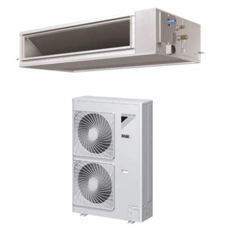 Daikin 42,000 btu 16.0 SEER Heat Pump & Air Conditioner Ductless Mini Split FBQ42PVJU / RZQ42PVJU9